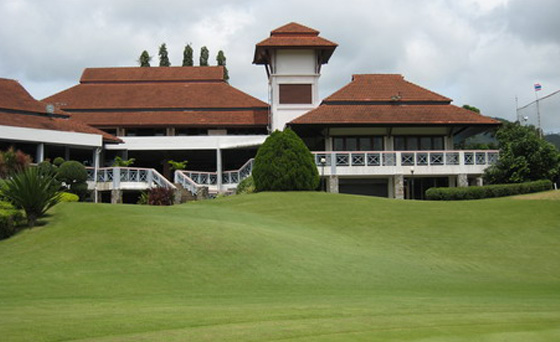 golf course in Phuket